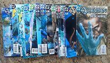 Aquaman The New Wave #1-18 (Ostrander, Veitch) - (High grade, 1st Printing)