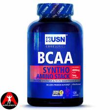 USN BCAA Syntho Amino Stack - 120 Capsules