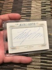 2015 Topps Allen & Ginter Lily Pons One of One 1/1 Cut Auto Autograph Actress