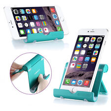 Aluminum Multi-angle Holder Stand For iPads Tablet iPhone Phone eReader Kindle
