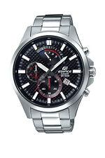 Casio Edifice Retrograde Chronograph Quartz Efv-530d-2av Efv530d2av Mens Watch