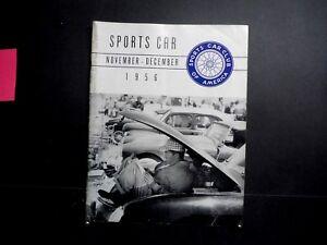 1956 SCCA Sports Car Club of America - @ Thompson,Carroll Shelby,Road America