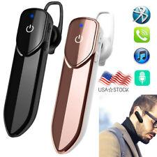 Wireless Headphone Bluetooth Headset Earphone Earpiece for iPhone Samsung Huawei