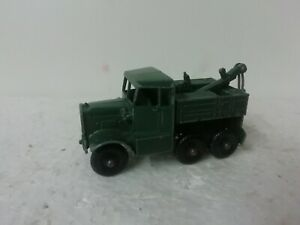 Matchbox Lesney diecast  Military Scammell Recovery Truck