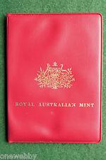 1969 Australie redfolder année Set SNo36657