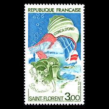 France 1974 - Cornucopia of St. Florent - Sc 1406 MNH