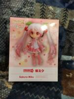 Good Smile Company Nendoroid Doll Sakura Miku Figure