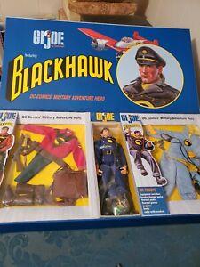 GI Joe by Hasbro Featuring Blackhawk