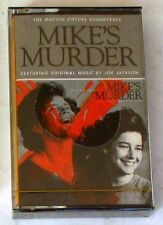 JOE JACKSON - MIKE'S MURDER SOUNDTRACK - Cassette Tape MC K7 - Sealed