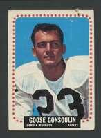 1964 Topps #47 Goose Gonsoulin VG/VGEX SP Broncos 18018