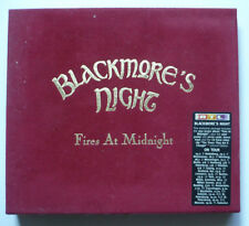 BLACKMORE'S NIGHT - Fires at midnight - limited edition CD-Box w. Bonustrax