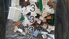 Lego Minecraft Polar Igloo 21142 Replacement bag 3 parts and pieces