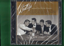 WESTLIFE - ALLOW US TO BE FRANK CD NUOVO SIGILLATO
