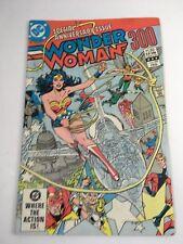 Wonder Woman # 300 Anniversary Issue  1st App Fury II DC Comics 1983 FN