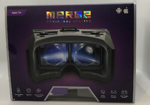 MERGE VR Headset  Augmented Reality and Virtual Reality Headset VRG-01MG