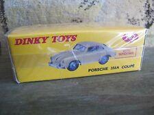 Dinky Toys Atlas porsche 356A coupé 182