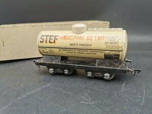 jep  eche  O    ref    4692  wagon  reservoir  STEF  transport de  lait