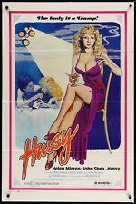 HUSSY original film / movie poster - Helen Mirren