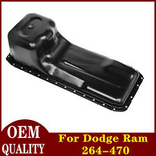 For Dodge Ram 2500 3500 4500 5500 5.9L 6.7L Truck Engine Oil Pan 264-470 CRP45A