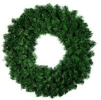Christmas Wreath Pine Needles Front Door Garland Party Home Decoration Green