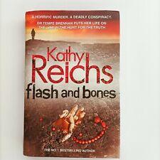 Kathy Reichs Flash & Bones Mystery Thriller Crime Suspense Fiction Book