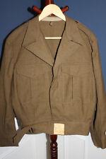 Scarce Original 1952 d. Australian Army Marked Wool Battle Dress Jacket, Unused
