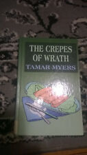 The Crepes of Wrath by Tamar Myers (Hardcover)