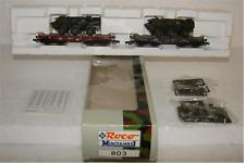Roco Minitanks 803 Schwerlastwagen-Set 2tlg. mit Fuchs-Panzer in OVP!