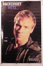 Backstreet Boys vintage poster Brian Nos (b501)