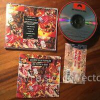 A69 ZUCCHERO Oro incenso & birra CD Japan OBI inserto in giapponese