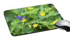 """Butterfly Mouse Pad Mouse Mat Mousepad For Macbook ASUS Dell Lenovo 7.2x8"""""""