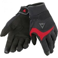 Guantes Dainese Desert Poon D1 Unisex black-red talla M