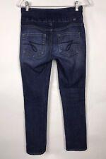 JAG JEANS High Rise Straight Leg Stretch Blue Jean Petite Size 0 25W 28L