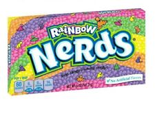 Nerds Rainbow Assorted Flavors Chewy Candy 5 Oz NEW