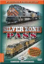 Silver Zone Pass DVD Shafter Sub Western Union Pacific