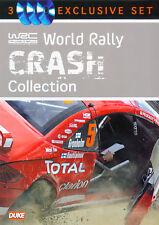 WRC Crash Collection 3 DVD Set (Duke Video)