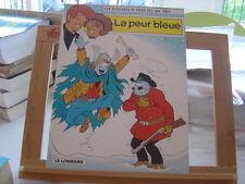 CHICK BILL LA PEUR BLEUE BROCHE PUBLICITAIRE FINA 1999 TBE/TTBE