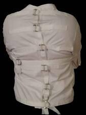 Restraint Strait  Straight Jacket  White 3XL  XXXL