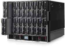 HP BLc7000 Blade Enclosure w/ 4x HP ProLiant BL460c G6 Xeon E5530 2.4Ghz Server