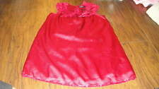 GAP KIDS S 6-7 RED DRESS GORGEOUS HOLIDAY