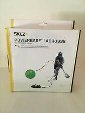 New Sklz Powerbase Lacrosse Multi-Skill Solo Trainer Lightly