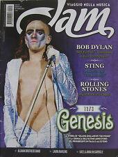 JAM 205 2013 Genesis Allman Brothers Laura Marling Kate McGarrigle Bob Dylan