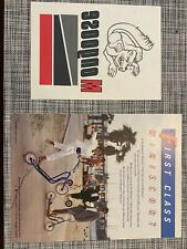 1986 Mongoose Advertising And Heat Transfer Decal