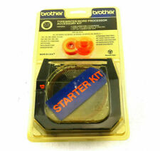 Brother Typewriter Word Processor Accessory Kit Sk-100 Black T10