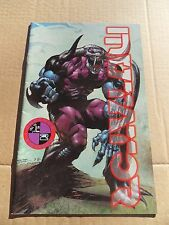 Mutator  2. Simon Bisley Cover - Checker Comics -1998 -  FN / VF