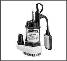 Davey D25A Sump Pump - Dewatering Pump