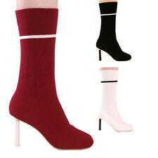 Unbranded Synthetic Slim High (3-4.5 in.) Women's Heels