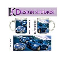 Subaru 2  Personalised Fan Mug