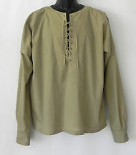 Yves Saint Laurent Casual Shirt Pull Over Long Sleeve Size 42/16.5(L/XL)