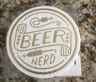 Easy Tiger Beer Nerd Coasters (8)
